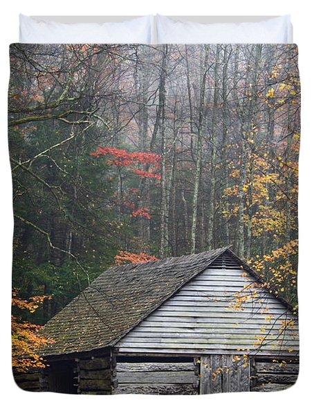 Ogle Place - D008241 Duvet Cover by Daniel Dempster