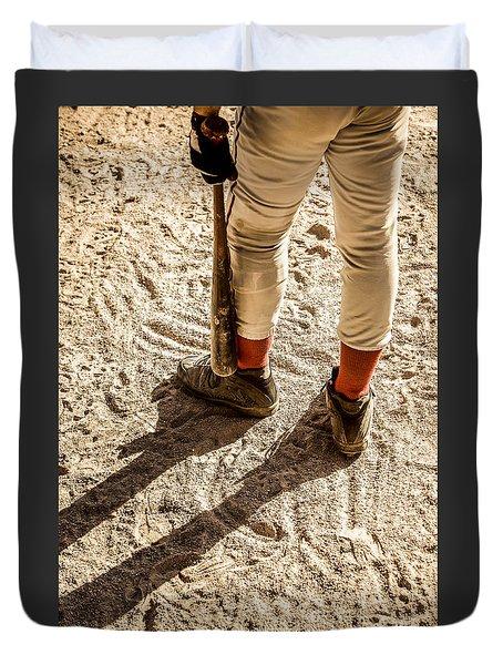 On Deck Duvet Cover by Diane Diederich