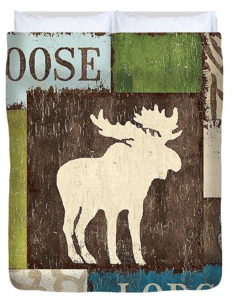 Open Season 1 Duvet Cover by Debbie DeWitt