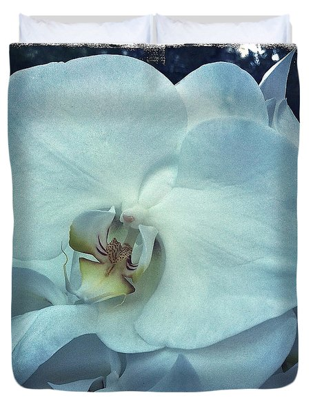 Orchid Duvet Cover by Nina Prommer