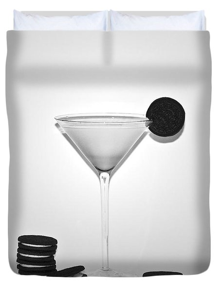Oreo Happy Hour Duvet Cover by Bill Cannon