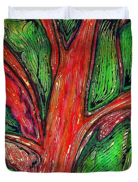 Organic Duvet Cover by Carla Sa Fernandes