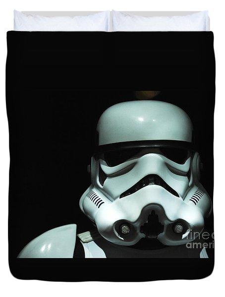 Original Stormtrooper Duvet Cover by Micah May