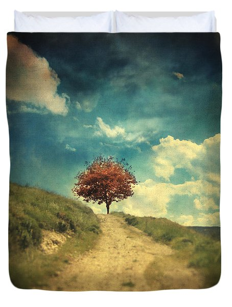 Other Stories Duvet Cover by Taylan Soyturk