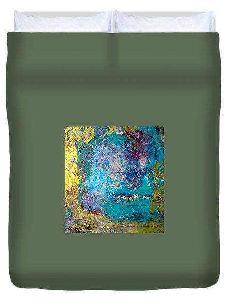 Overture Duvet Cover by Mary Sullivan