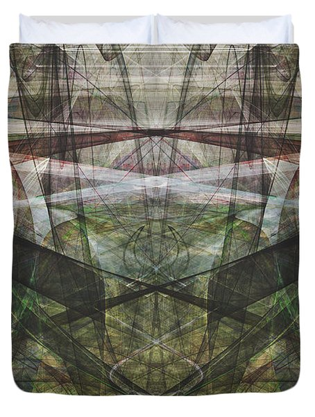 Parallel Universe 20130615v2 Duvet Cover by Wingsdomain Art and Photography
