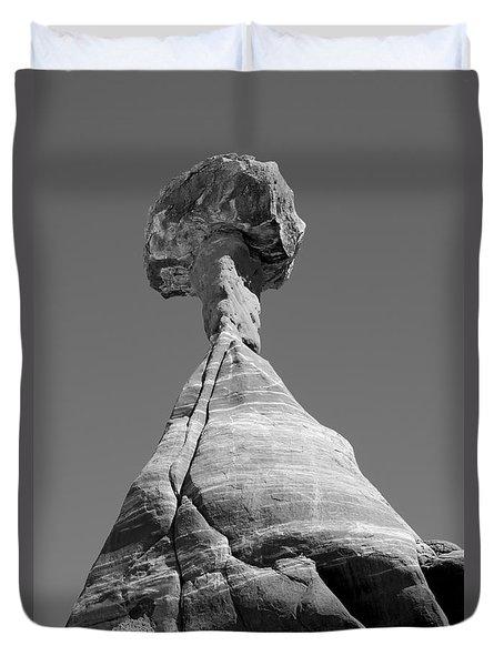 Paria Utah II Duvet Cover by Dave Gordon
