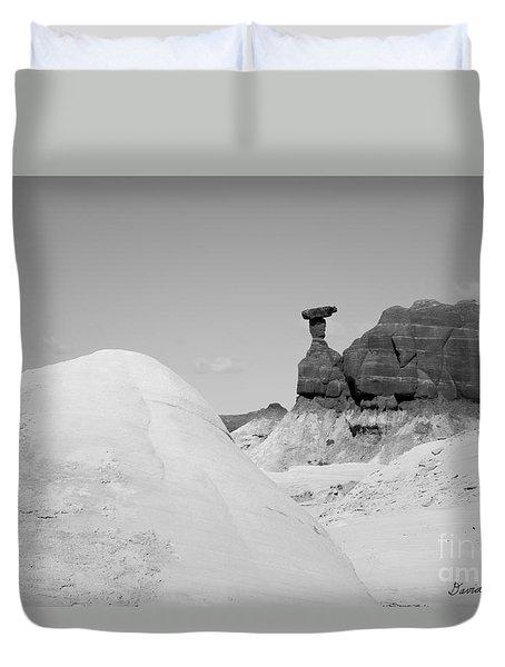 Paria Utah V Duvet Cover by Dave Gordon