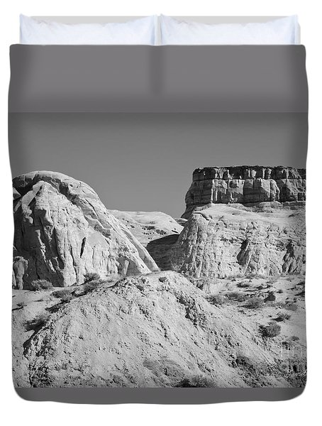 Paria Utah VI Duvet Cover by Dave Gordon