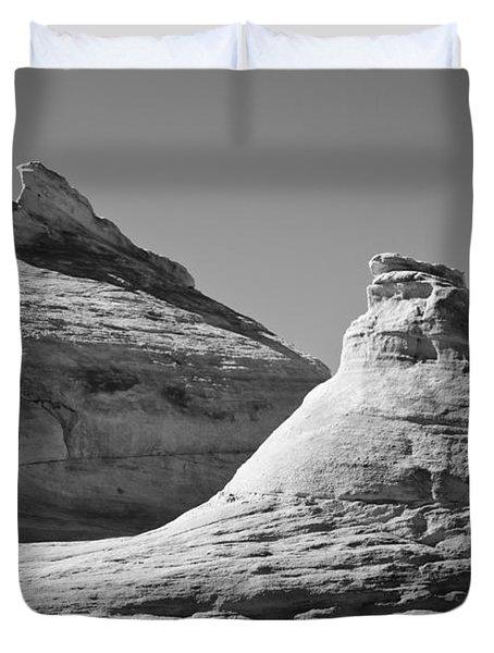 Paria Utah VII Duvet Cover by David Gordon