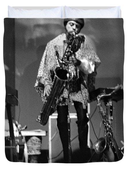 Pat Patrick 1968 Duvet Cover by Lee  Santa