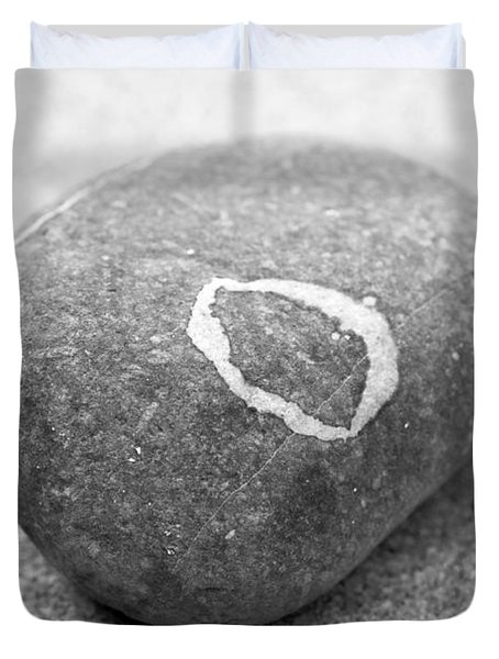 Pebble Duvet Cover by Frank Tschakert
