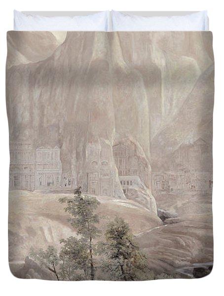 Petra Duvet Cover by Guido Borelli
