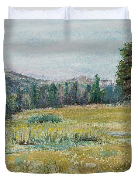 Pingree Park Duvet Cover by Mary Benke