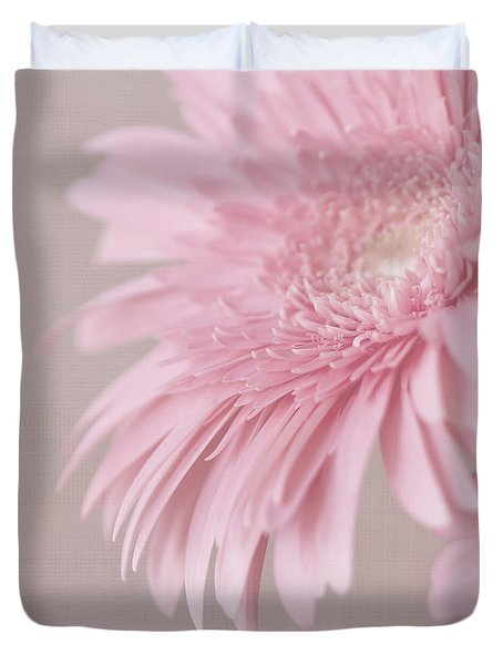 Pink Delight Duvet Cover by Kim Hojnacki