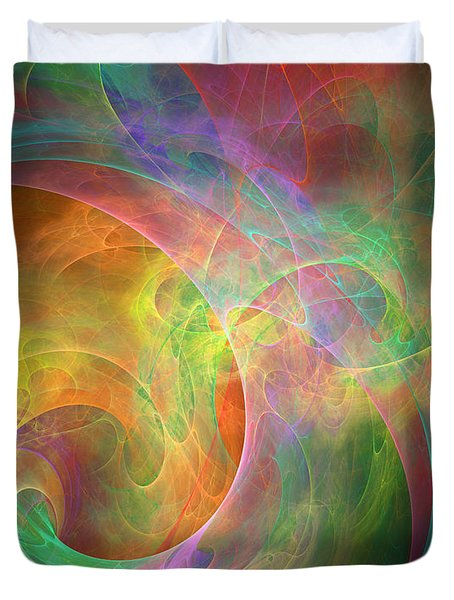 Placeres-04 Duvet Cover by RochVanh