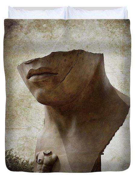 Porta Italica Duvet Cover by RicardMN Photography