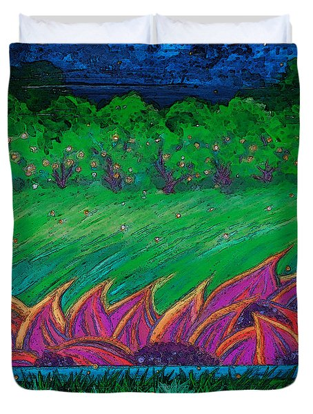 Portal By Jrr Duvet Cover by First Star Art