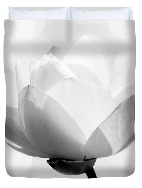 Pure Duvet Cover by Photodream Art