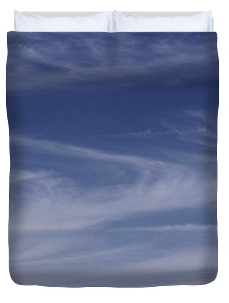 Reach For The Sky 26 Duvet Cover by Mike McGlothlen