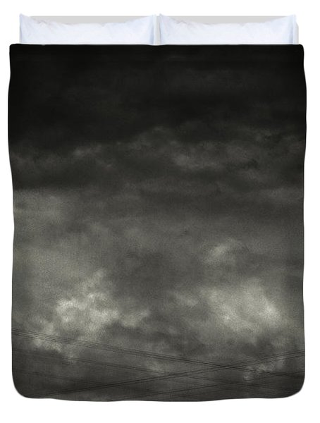 Refraction Duvet Cover by Taylan Soyturk