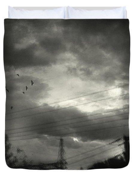 Remember Duvet Cover by Taylan Soyturk