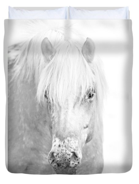Revelation... Duvet Cover by Nina Stavlund