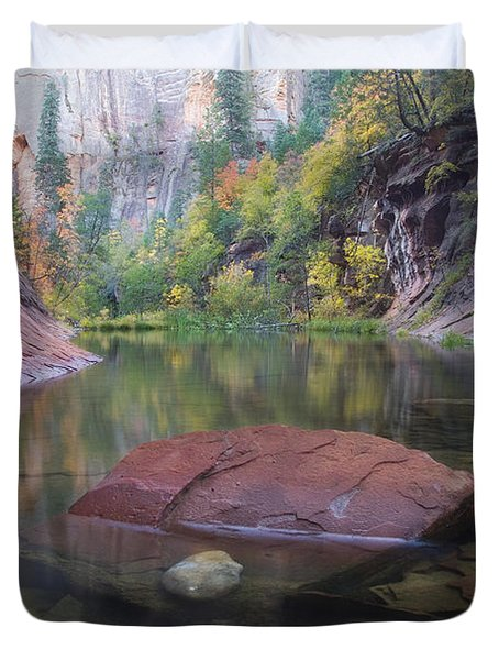 Revisited Duvet Cover by Peter Coskun