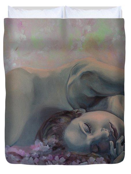 Revival Duvet Cover by Dorina  Costras
