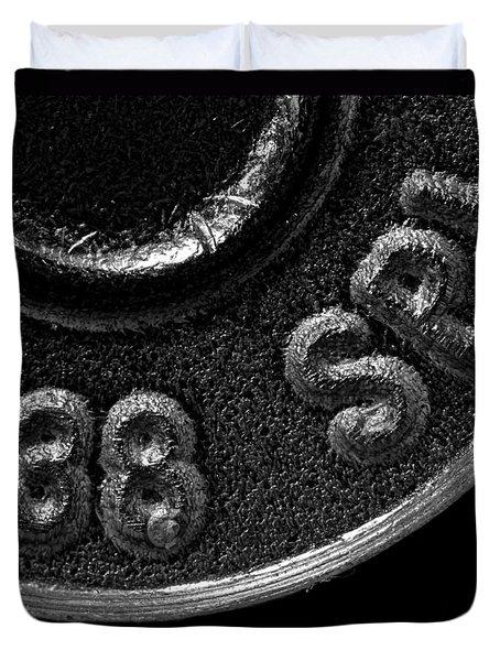 Rim and Primer 38 Special Duvet Cover by Bob Orsillo