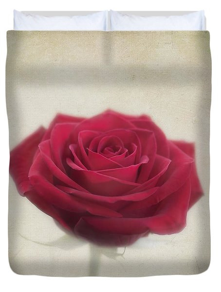 Romance Duvet Cover by Kim Hojnacki