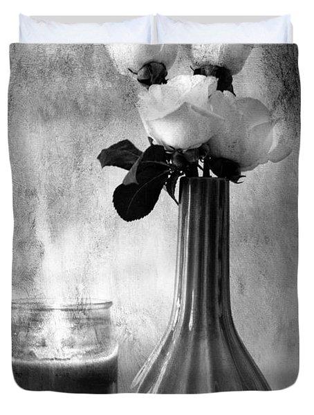 Romantic Light Duvet Cover by Betty LaRue