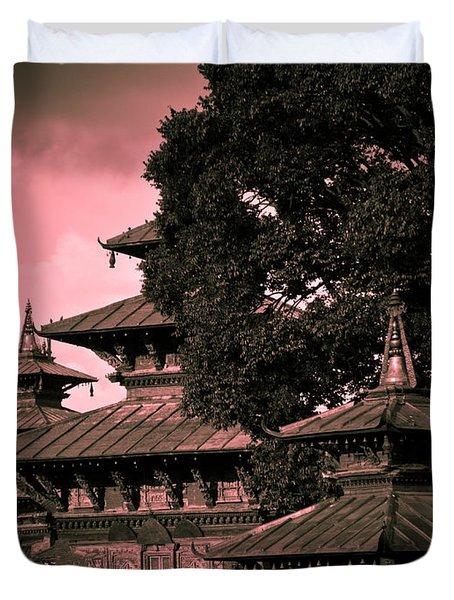 Royal Palace Duvet Cover by Nila Newsom