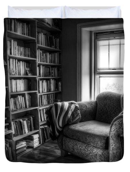 Sanctuary Duvet Cover by Scott Norris