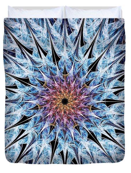 Sea Urchin Duvet Cover by Anastasiya Malakhova
