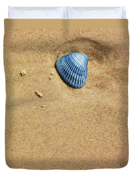 Seashell Duvet Cover by Venus