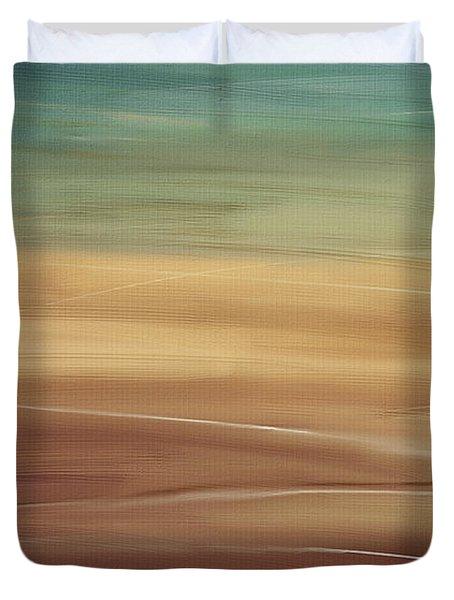 Seaside Duvet Cover by Lourry Legarde