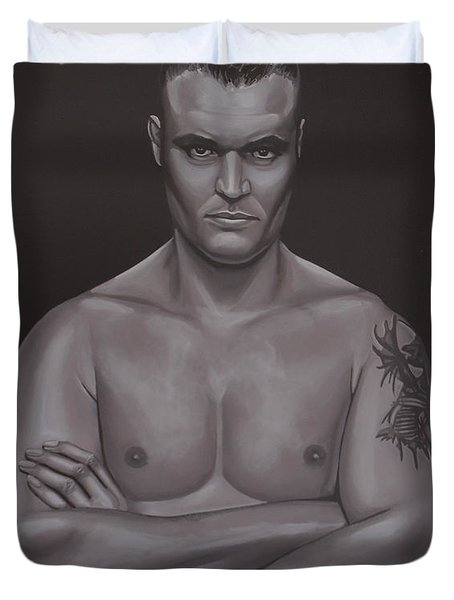 Semmy Schilt Duvet Cover by Paul  Meijering