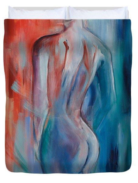 Sensuelle Duvet Cover by Elise Palmigiani