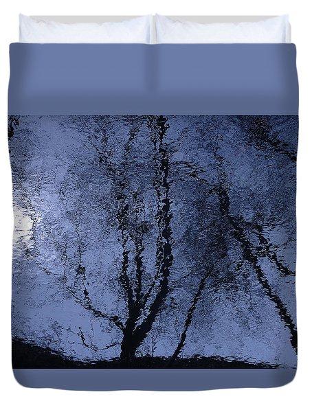 Shadows Of Reality  Duvet Cover by Steven Milner