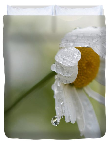 Shedding A Tear Duvet Cover by Lisa Knechtel