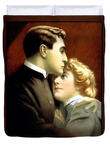 Sherlock Holmes Duvet Cover by Terry Reynoldson