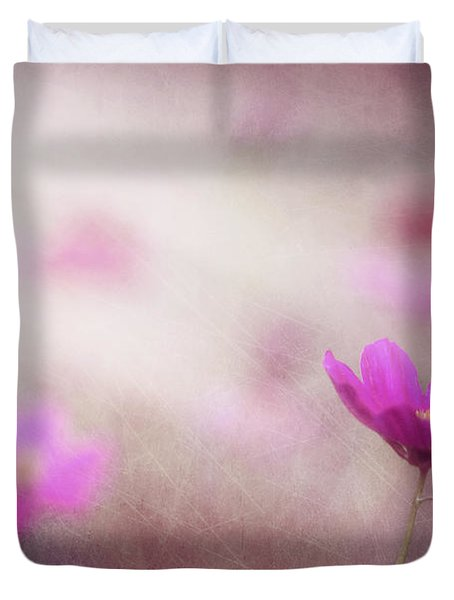 Shine On Me Duvet Cover by Amy Tyler