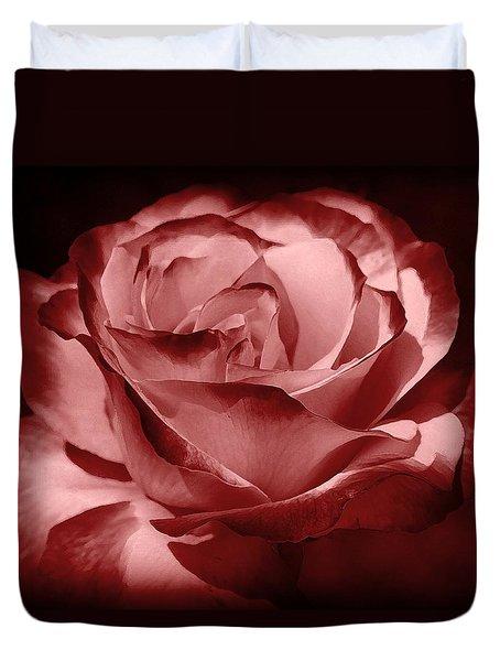 Silk  Duvet Cover by Athala Carole Bruckner