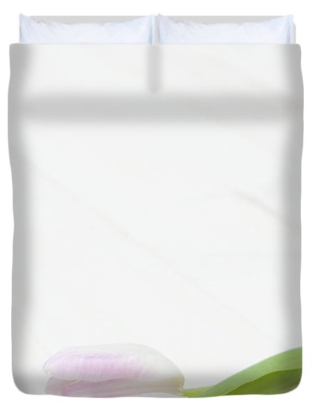 Simply Tulip Duvet Cover by Anne Gilbert