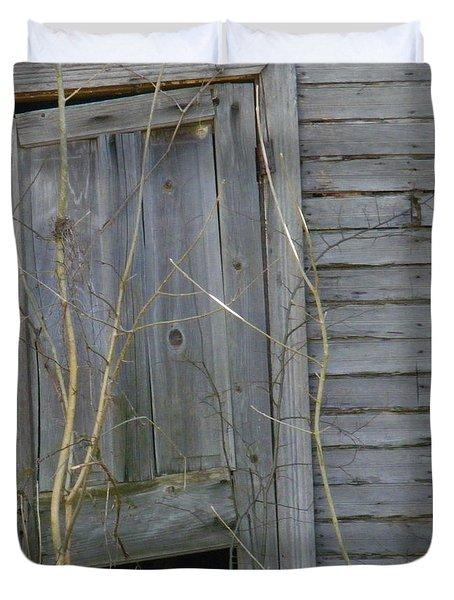 Skewed Duvet Cover by Nick Kirby