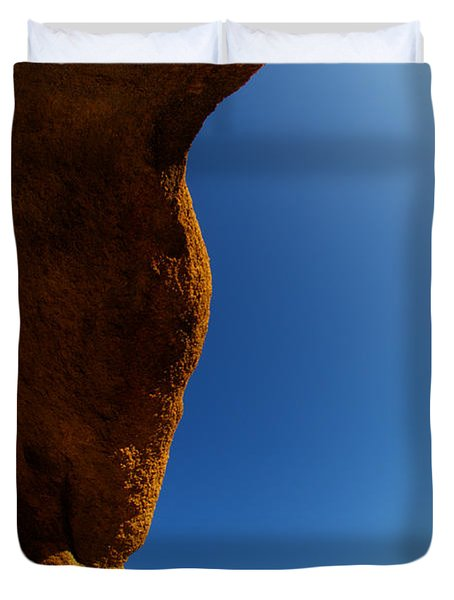 Skyward Duvet Cover by Bob Christopher