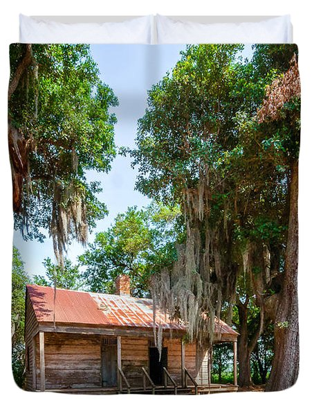 Slave Quarters 2 Duvet Cover by Steve Harrington