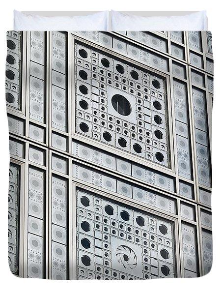 Smart windows Duvet Cover by Gary Eason