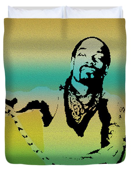 Snoop Duvet Cover by Cheryl Young